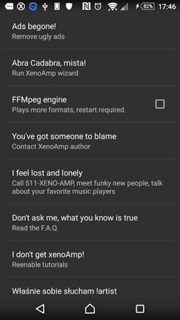 XenoAmpKey screenshot 1