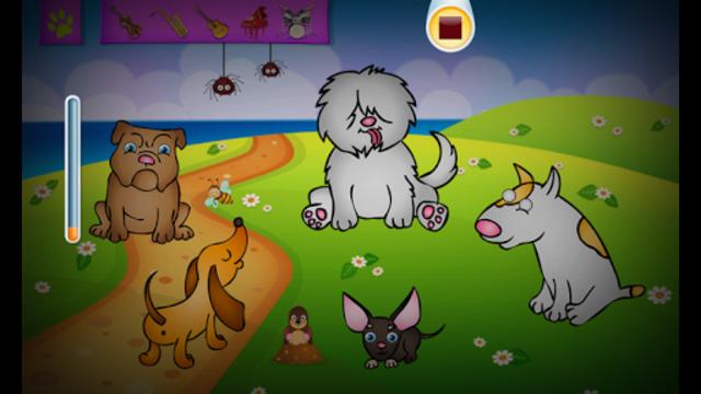 123 Kids Fun ANIMAL BAND Game screenshot 15