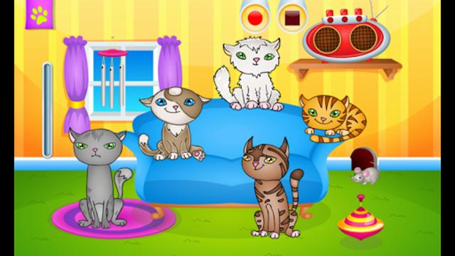 123 Kids Fun ANIMAL BAND Game screenshot 1