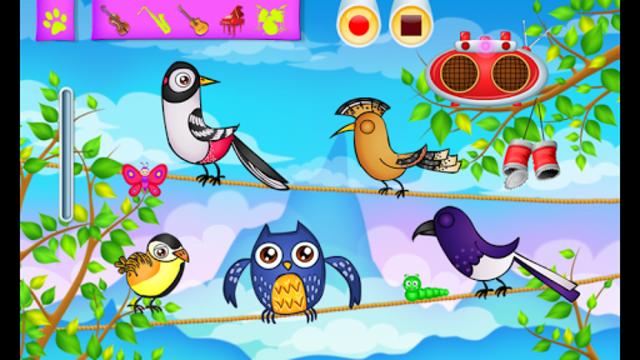 123 Kids Fun ANIMAL BAND Game screenshot 2
