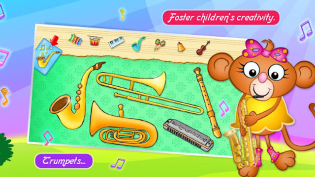 123 Kids Fun Music Games Free screenshot 8