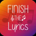 Icon for Finish The Lyrics - Free Music Quiz App