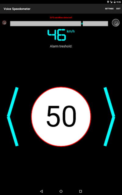 Voice Speedometer Full Version screenshot 3