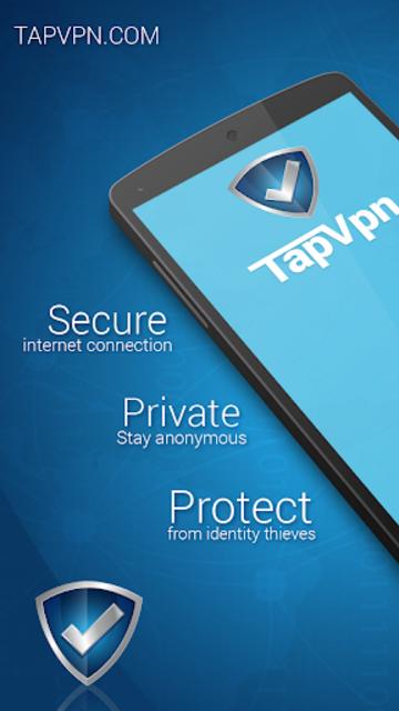 TapVPN Free VPN screenshot 9