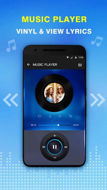Bass Equalizer & Pod Music screenshot 6