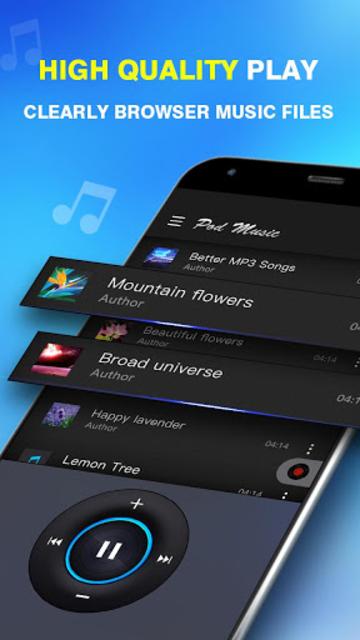 Bass Equalizer & Pod Music screenshot 7