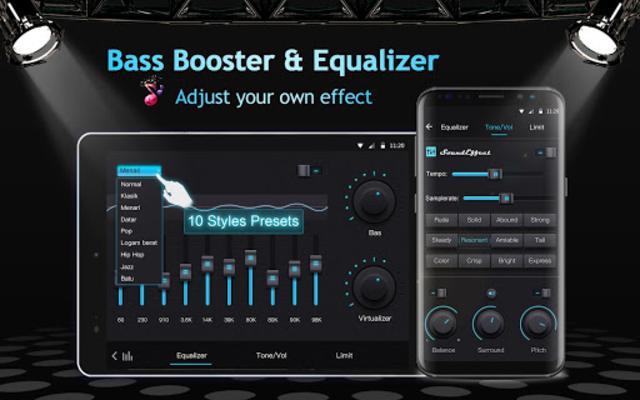 Music Player - Audio Player screenshot 8