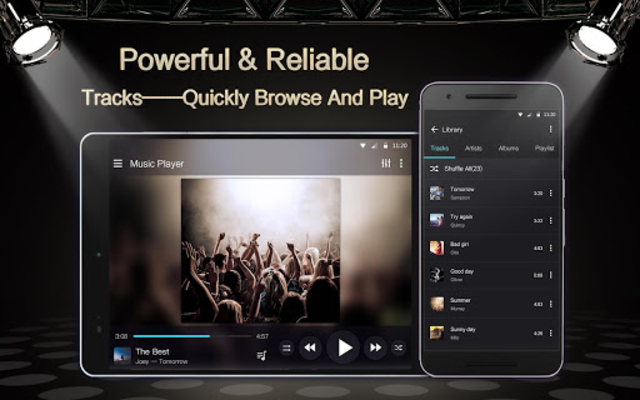Music Player - Audio Player with Sound Changer screenshot 12