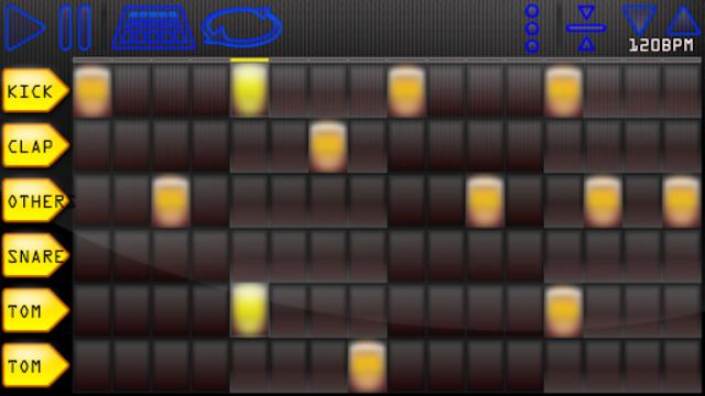 My Drum Kit screenshot 2