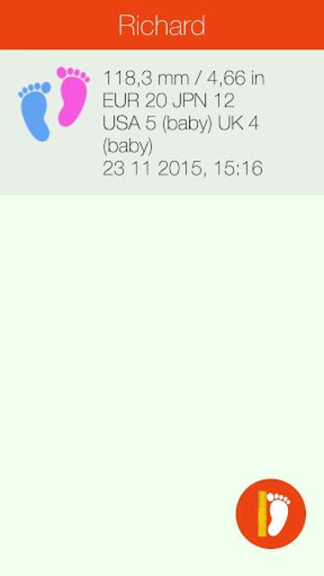 Baby Feet screenshot 2