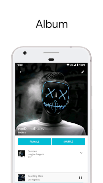 Eon Audio Player screenshot 15
