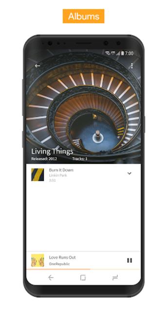 Eon Audio Player screenshot 14