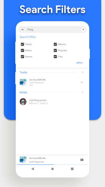Eon Music Player screenshot 5