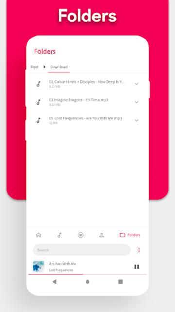 Eon Music Player screenshot 6
