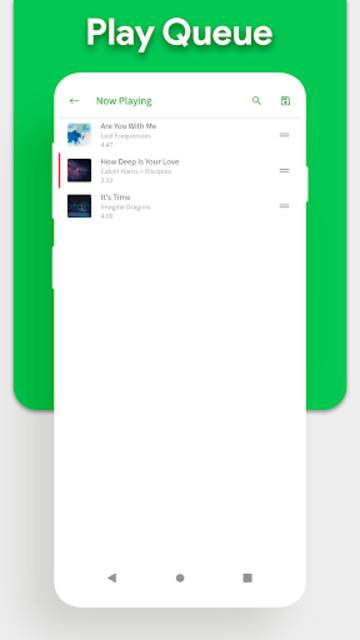 Eon Music Player screenshot 9