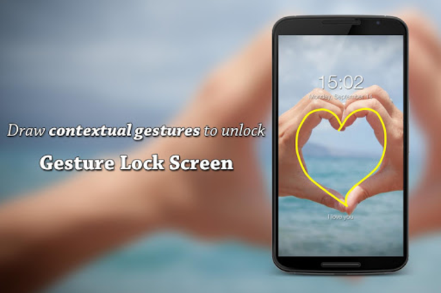 Gesture Lock Screen PRO screenshot 4