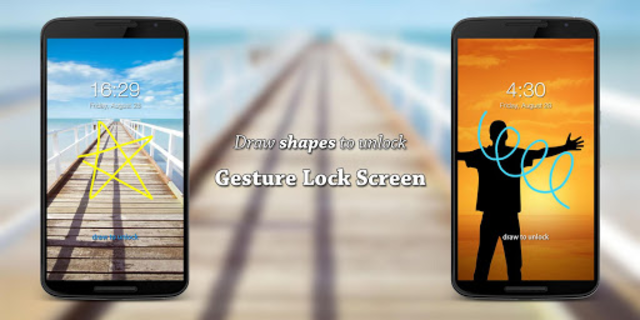 Gesture Lock Screen PRO screenshot 6