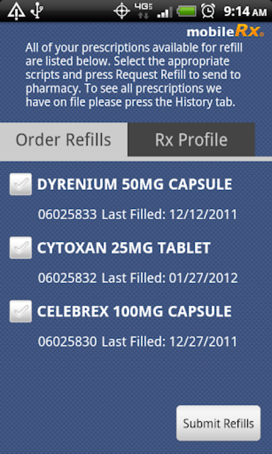 mobileRx Pharmacy screenshot 3