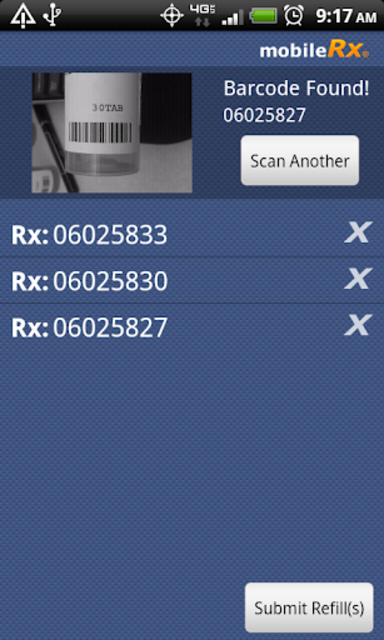 mobileRx Pharmacy screenshot 4