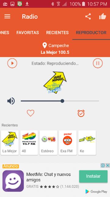 Free Radio - FM Radio screenshot 9