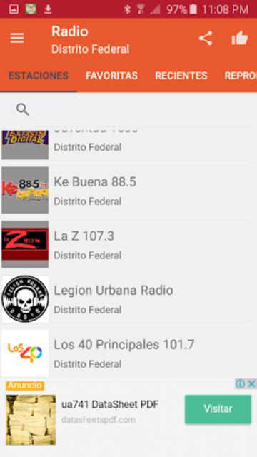Free Radio - FM Radio screenshot 23