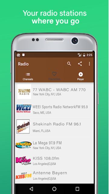 Radio Fm Free Without Internet - Offline Radio screenshot 3