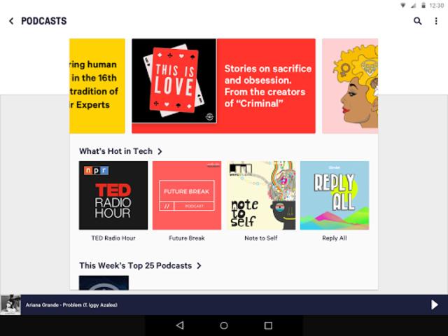 TuneIn Pro: Live Sports, News, Music & Podcasts screenshot 16