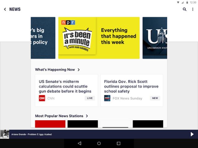 TuneIn Pro: Live Sports, News, Music & Podcasts screenshot 17