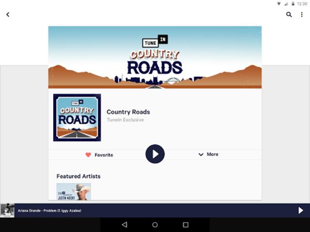 TuneIn Pro: Live Sports, News, Music & Podcasts screenshot 18
