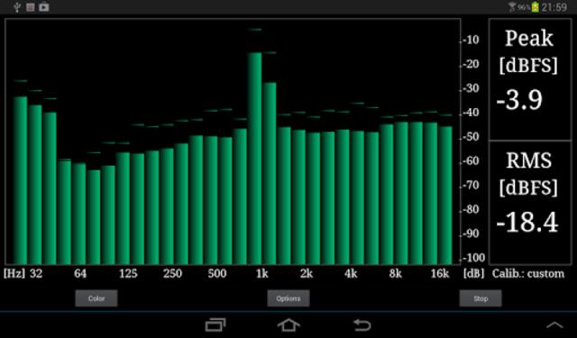 RTA Pro Analyzer screenshot 4