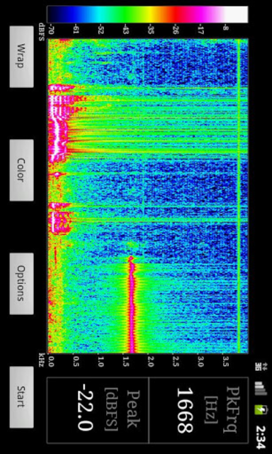 SpectralPro Analyzer screenshot 3