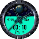 Icon for Digital Knight3  Watch face