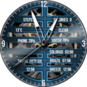 Icon for Knight Gear Watch face