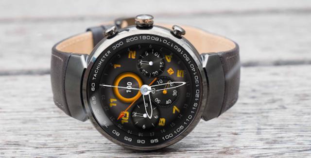 Pilot knight watchface for Watchmaker screenshot 4