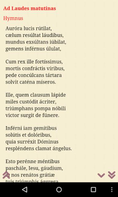 Liturgia Horarum Premium screenshot 6