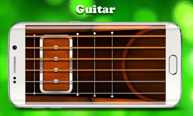 Real Guitar Free - Chords & Guitar Simulator screenshot 1