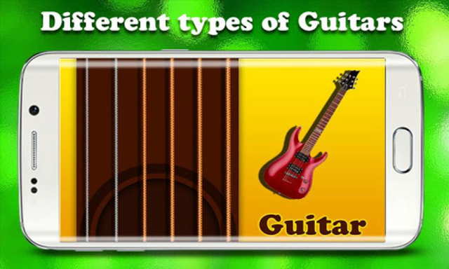 Real Guitar Free - Chords & Guitar Simulator screenshot 4