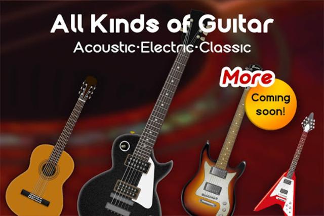 Real Guitar - Free Chords, Tabs & Music Tiles Game screenshot 3