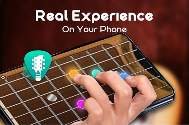 Real Guitar - Free Chords, Tabs & Music Tiles Game screenshot 6