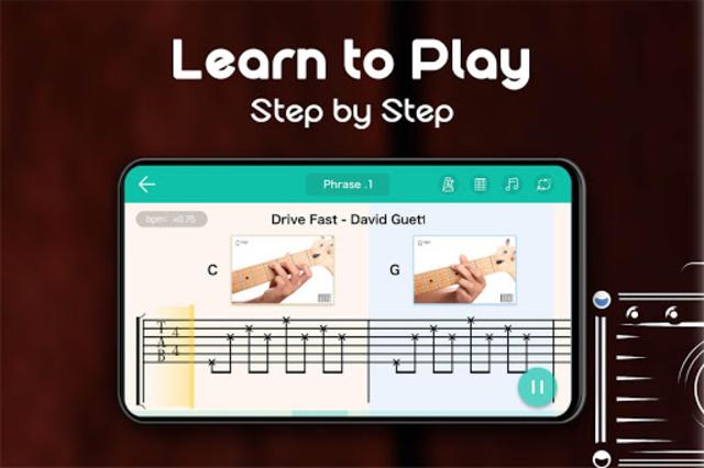 Real Guitar - Free Chords, Tabs & Music Tiles Game screenshot 8