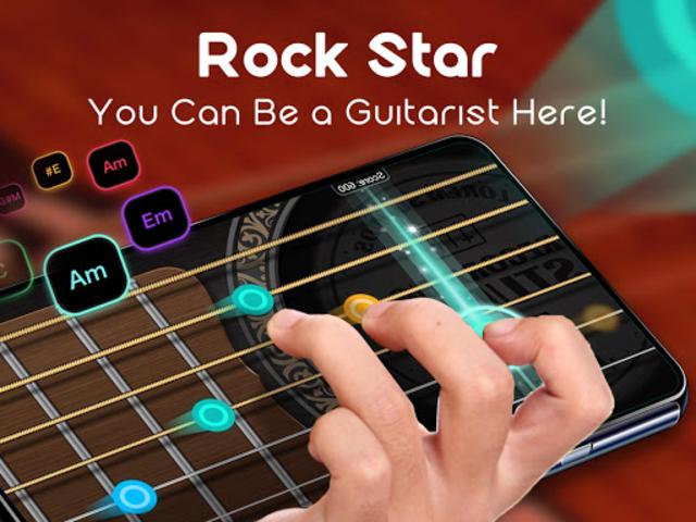 Real Guitar - Free Chords, Tabs & Music Tiles Game screenshot 9