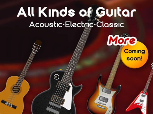 Real Guitar - Free Chords, Tabs & Music Tiles Game screenshot 11