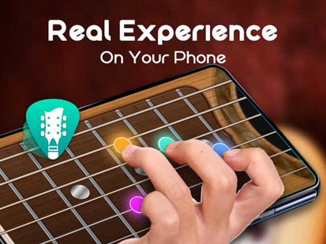 Real Guitar - Free Chords, Tabs & Music Tiles Game screenshot 14