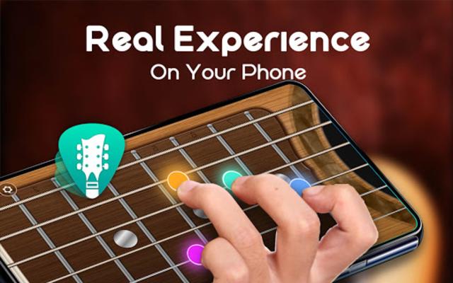 Real Guitar - Free Chords, Tabs & Music Tiles Game screenshot 22