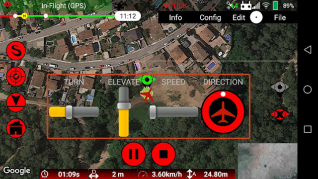 Red Waypoint PRO for DJI (Mavic / Spark / Phantom) screenshot 6