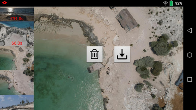 Red Waypoint PRO for DJI (Mavic / Spark / Phantom) screenshot 7