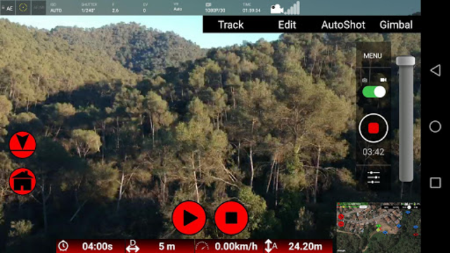 Red Waypoint PRO for DJI (Mavic / Spark / Phantom) screenshot 15