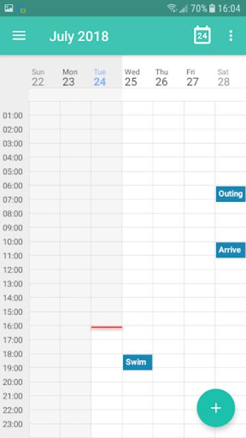 Calendar - Calendar 2019, Reminder, ToDos screenshot 5