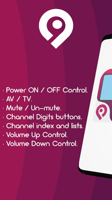 Remote Control For Tv Samsung - Vizio Tv screenshot 3