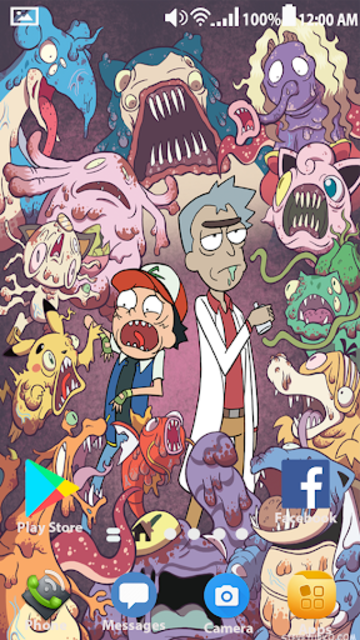 Hd 4k Rick And Morty Wallpaper 5